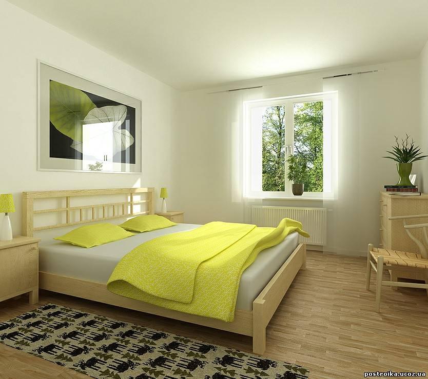 Дизайн маленькой спальни в квартире реальные