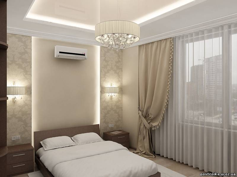 Дизайн спальни реальные фото